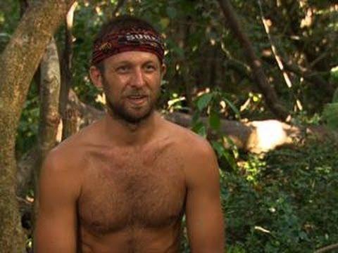 Survivor: Blood vs. Water - Aras Is An Emotional Guy
