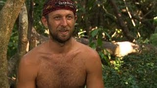 Survivor: Blood vs. Water - Aras Is An Emotional Guy