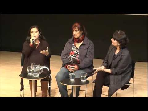 A Day with Patricia Ariza (Colombia) Part 1, October 27th 2014