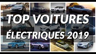 Top 10 Rumeurs Nouvelles Voitures Électriques 2019