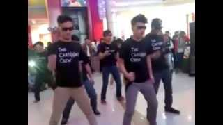 Cartoonz Crew (Nepal) Performing At City Centre l New Year's Eve 2013.
