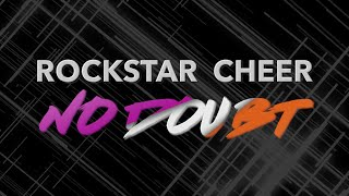 Rockstar Cheer - No Doubt 1819