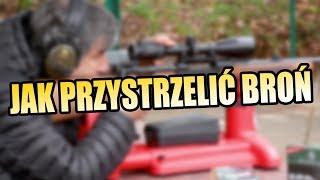 #17 Jak przystrzeliwać broń myśliwską - na co zwracać uwagę..