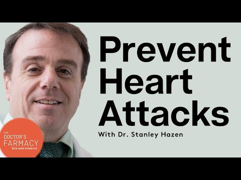 How to Fix Your Gut Bacteria to Prevent Heart Attacks with Dr. Stanley Hazen