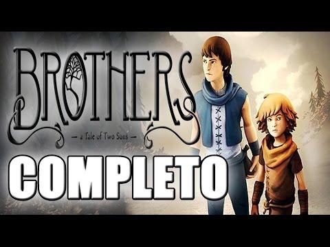 NOCHE DE TETAS Y BIRRAS! - BROTHERS: A TALE OF TWO SONS COMPLETO GAMEPLAY WALKTHROUGH ESPAÑOL