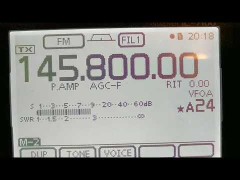 GB4YOTA and NA1SS contact - 8/8/2017 2015 GMT by M0UKD