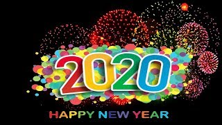 Happy New Year 2020 GIF Animated Greeting Cards Happy New Year Wishes Whatsapp Status 2020