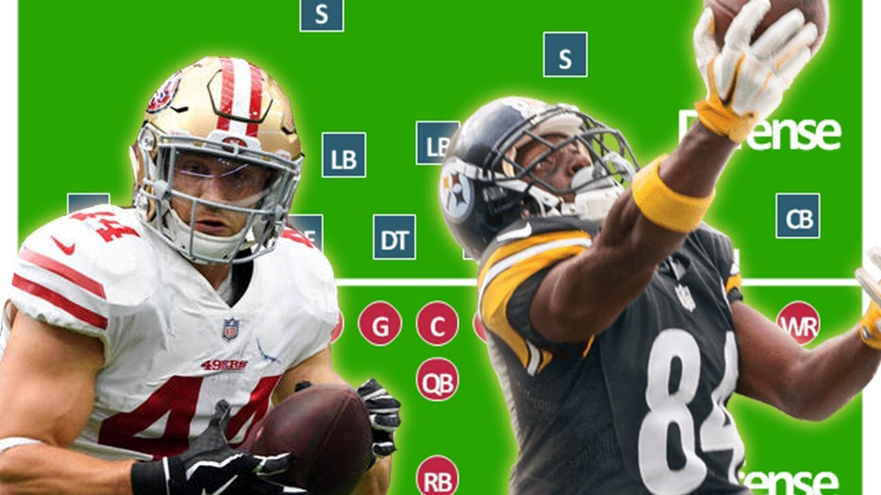 The Best Current NFL Player At EVERY Position