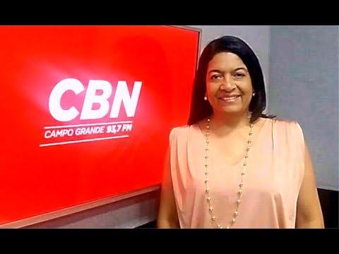 Entrevista CBN Campo Grande (19/02): Elisa Cleia Nobre