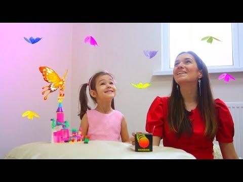 Разрушенный замок Феи Бабочек (15 серия  на KidsFM)