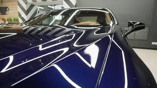 Lexus в детейлинг центре полного цикла Auberg