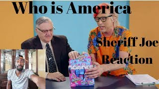 Who is America -  Unboxing with Joe Arpaio Reaction