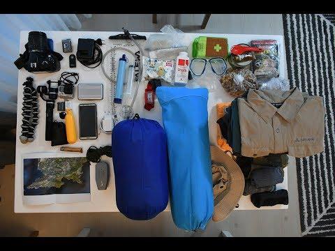10 Günlük Likya Yolu Kamp Çantam