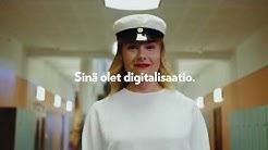 Sinä olet digitalisaatio