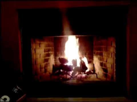 Chimenea encendida chimenea de le a youtube - Youtube chimeneas lena ...