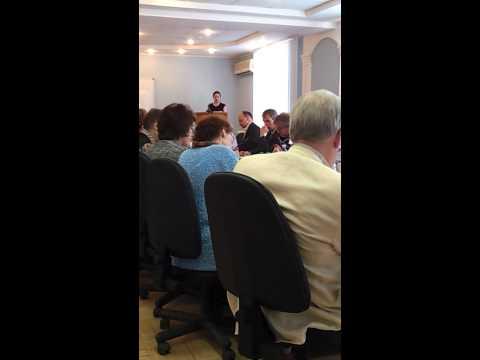 Конкурентная разведка на аутсорсинге ролик № Доклад Дианы Магомедовой на защите диссертации