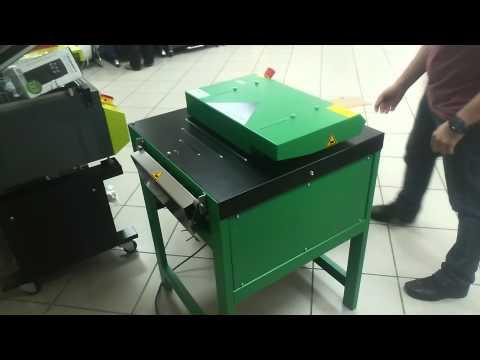 Переработчик картона SP 316 C2  (оборудование для изготовления уплотнительного материала)