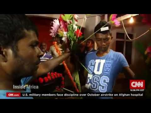 Mauritian Hindus in Africa Celebrate Ancient Indian Traditions   CNN Report