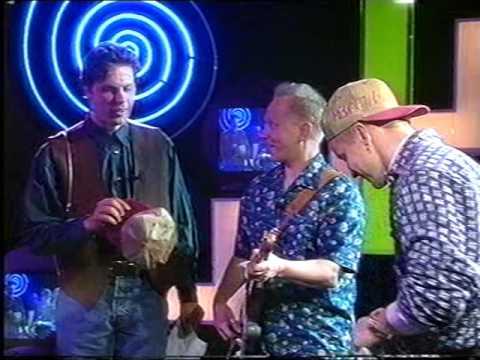 Laika & The Cosmonauts 20.4.1994 Cape Equator & Azure blue from Finnish tv show