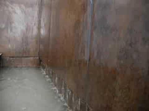 Muro lloron fuente youtube - Muro de agua ...
