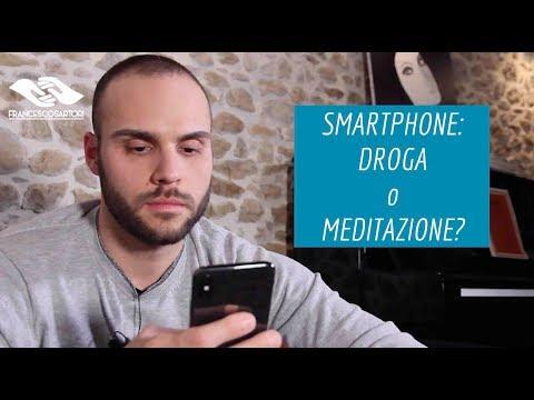 Smartphone: droga o meditazione?