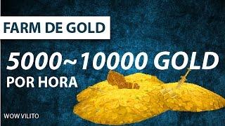 Farm de Gold - 5K ~10K GOLD POR HORA - Imundito pet