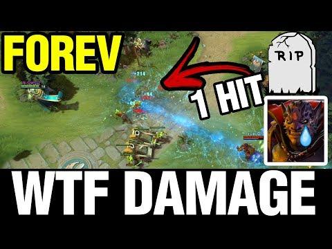 WTF DAMAGE - FoREv Plays Monkey King - Dota 2 thumbnail