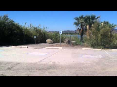 Dry Camping At Mittry Lake In Yuma Arizona On Blm Land