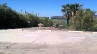 Dry Camping At Mittry Lake In Yuma Arizona On Blm Land