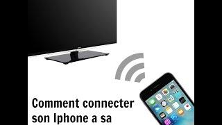Tuto connecter son Iphone 6 a sa télé