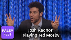 How I Met Your Mother - Josh Radnor Discusses Playing Ted Mosby