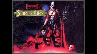 CASTLEVANIA MARATHON: Simon´s Quest Redaction[1987] NES Longplay