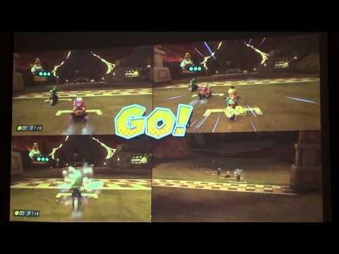 Alex vs Serina vs Isiah (Sac Anime Mario Kart 8 Tournament 8-30-14)