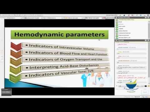 المحاضرة الأولى لدكتور أحمد أبوالهنا  - 1 Critical Care