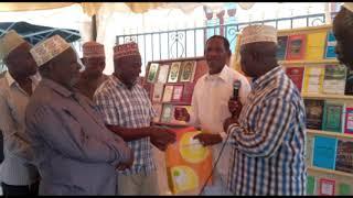 Majlis-Ansarullah Tanzania Book Stall