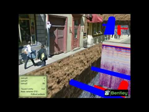 Augmented Reality Underground Utilities