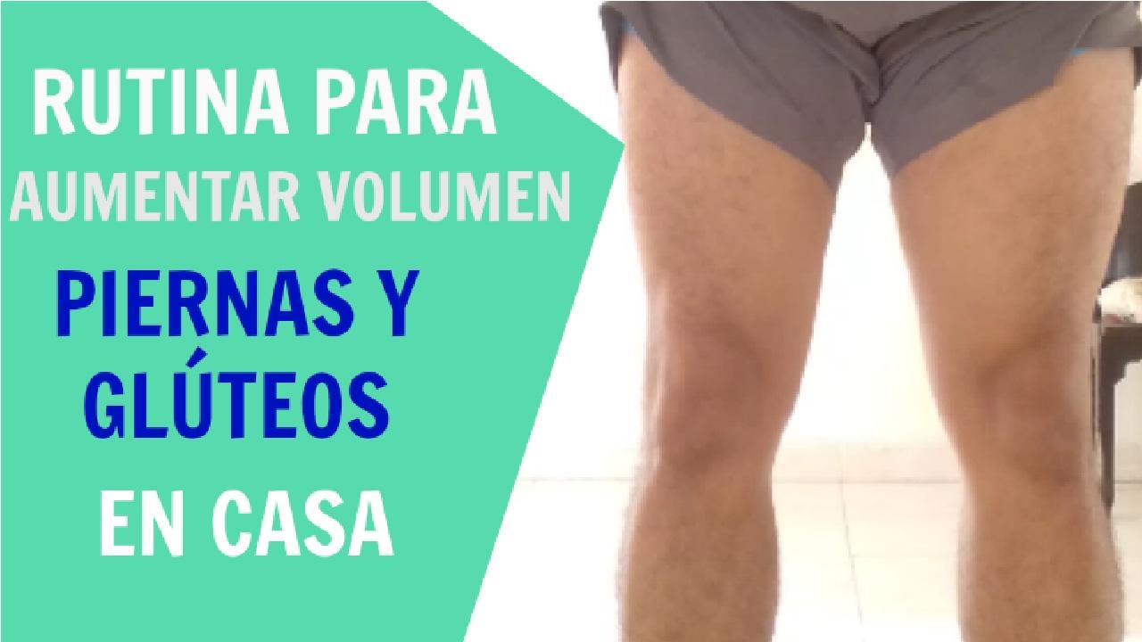 Ejercicios para piernas en casa para hombres y mujeres