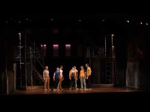 """""""Jet Song"""" from West Side Story - Summer Repertory Theatre 2017"""