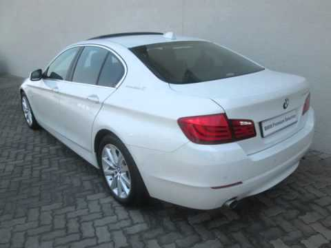 2013 Bmw 5 Series 535 I Active Hybrid Auto For Sale On Auto Trader