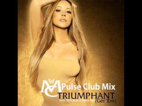 Mariah Carey - Triumphant (Get 'Em)(Pulse Club Mix)