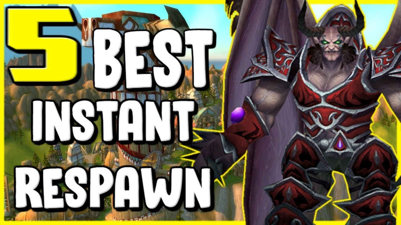 5 Best Instant Respawn Farms In WoW BFA 8 2 - Gold Farming, Gold Making  Guide