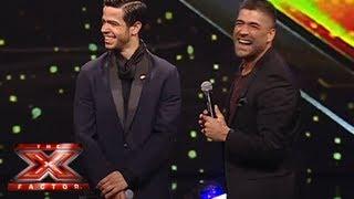 وائل كفوري وأدهم نابلسي - قولك غلط - العروض المباشرة - الاسبوع  الاخير - The X Factor 2013