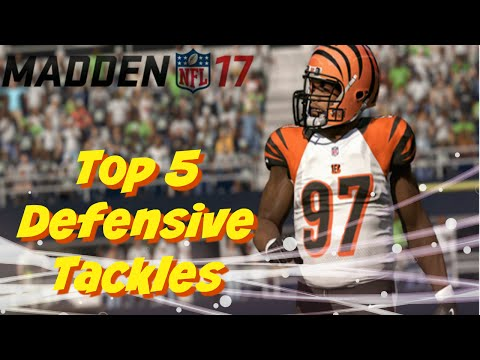 Madden 17 News Top 5 Defensive Tackles Ratings 99 OVR Josh Norman Giveaway 1000 Sub Chase