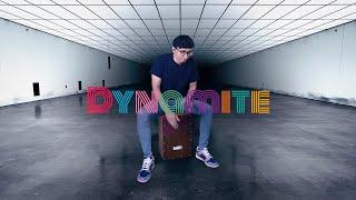 Royale Cajon - Dynamite (BTS at NPR Cajon Cover)