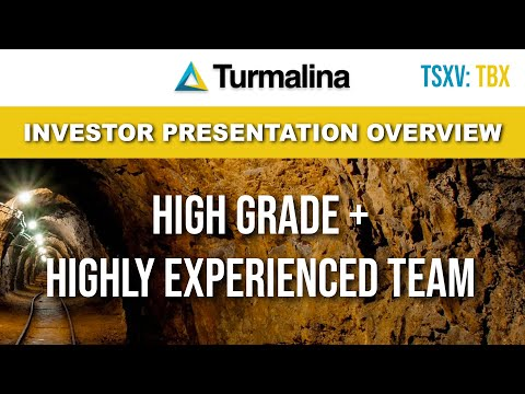 The Next BIG Opportunity In The Gold Mining Sector? Turmalina Metals Corp FULL Company Overview