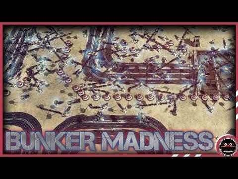 bunker-madness-c&c-red-alert-3-:epic-war-1.2-mod::sthliketowerdefence:-4k