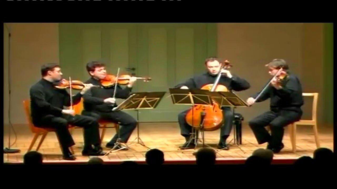 Jerusalem Quartet Joseph Haydn String Quartet Op 77 n 1 I Allegro moderato