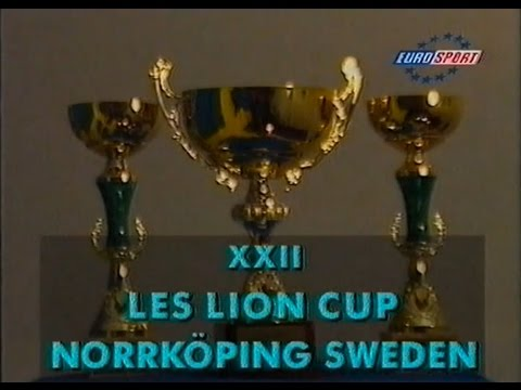 1998 Bowling XXII Les Lion Cup (SWEDEN)