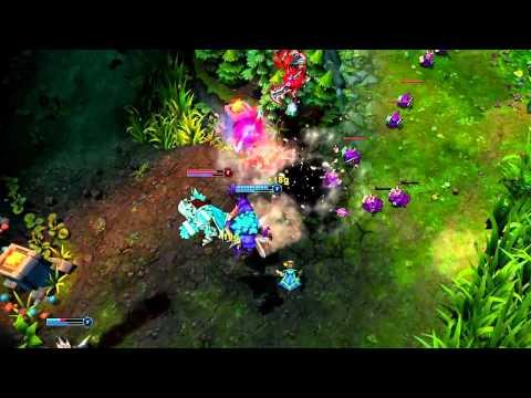 видео: Обзор героя league of legends - Дрейвен, потрясающий палач