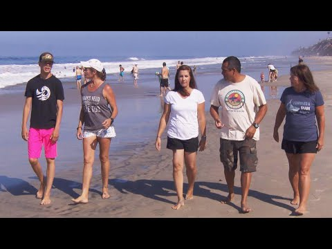 These Shark Attack Survivors Call Themselves 'The Bite Club'